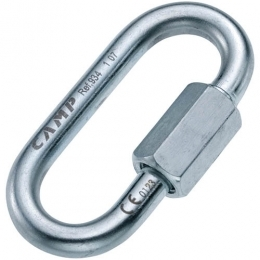 CAMP mailona OVAL QUICK LINK STEEL 8mm