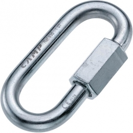 CAMP mailona OVAL QUICK LINK STEEL 10mm