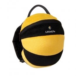 LittleLife batoh Animal Toddler Backpack Bee