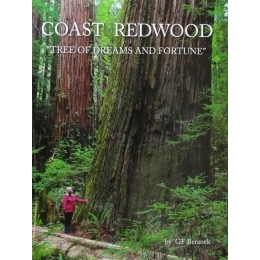 Coast Redwood - kniha