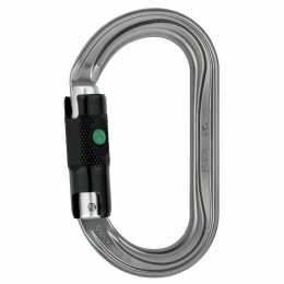 PETZL karabina OK BALL-LOCK - new