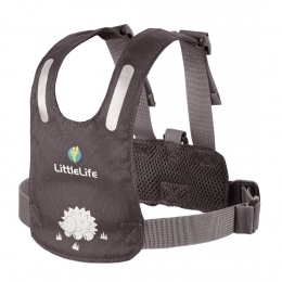 LittleLife vodící kšíry SAFETY HARNESS GREY