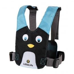 LittleLife vodící kšíry SAFETY HARNESS PENGUIN