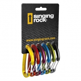 Singing Rock sada karabin VISION 6 PACK
