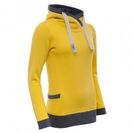 ... Chillaz mikina Spitzbergen Hoody žlutá 14c5275da5