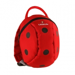 LittleLife batoh Animal Toddler Backpack Ladybird