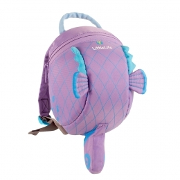 LittleLife batoh Animal Toddler Backpack Seahorse