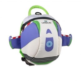 LittleLife batoh Disney Toddler Backpack Buzz Lightyear