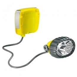 PETZL čelovka FIXO DUO LED 14 Yellow