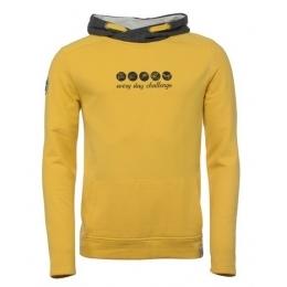 Akce40% slevaVýhodné Chillaz mikina Favorite Hoody žlutá 869b201c52