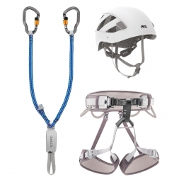 PETZL ferratový set Kit Via Ferrata Vertigo