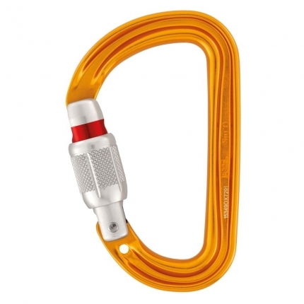 PETZL karabina Sm´D SCREW-LOCK