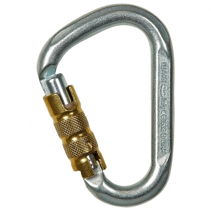 Climbing Technology karabina SNAPPY STEEL TG