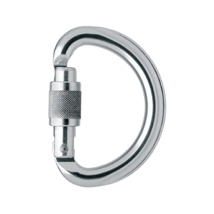 PETZL karabina OMNI  SCREW-LOCK