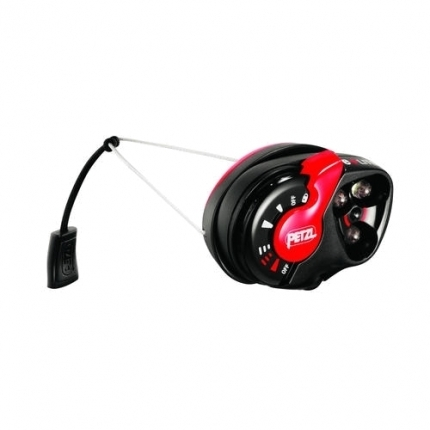 PETZL e+LITE Black & red 27 g