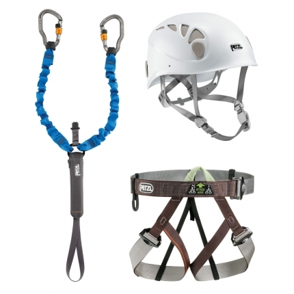 PETZL feratový set KIT VIA FERRATA