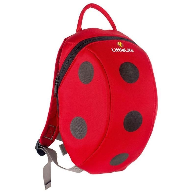 6436f14d17c LittleLife batoh Animal Kids´ Backpack - Ladybird