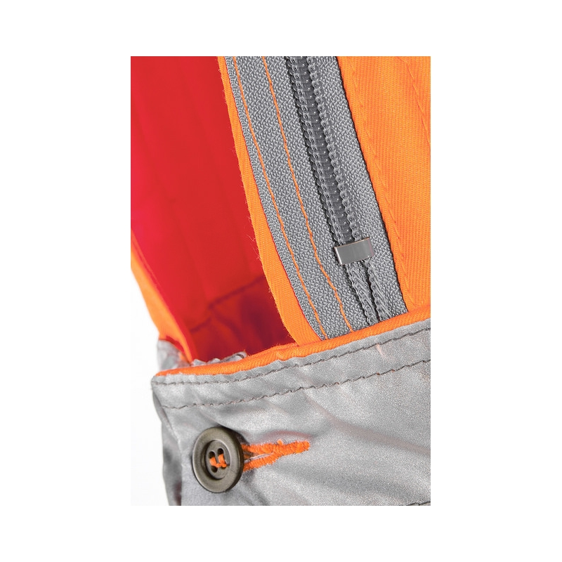 Sip Protection 1SG9 neprořezné hi-vis kalhoty s laclem - 4 95f9cb49ae