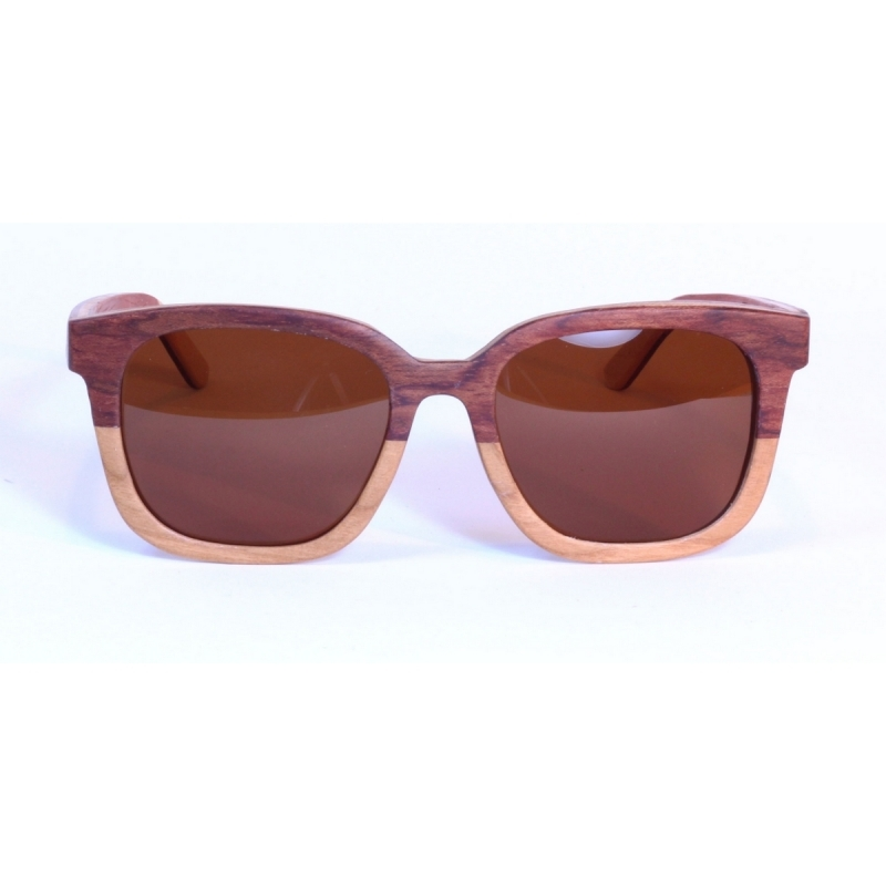 Le Pirate sluneční brýle Bamboo Woman  4b33b45a735